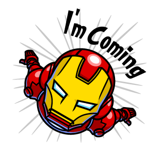 IRON MAN I\'m Coming