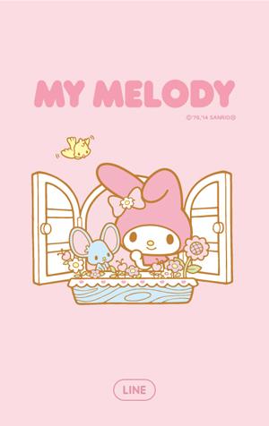 My Melody (ธีมไลน์มายเมโลดี้ )