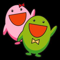 Egg Boy & Egg Girl