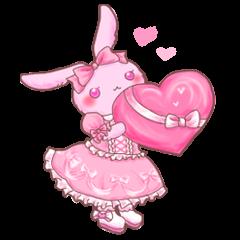dress-up rabbit