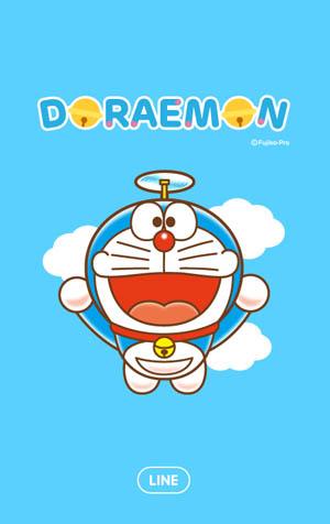 Doraemon (ธีมไลน์โดเรมอน)