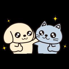 Oyaji gag Dog & Cat