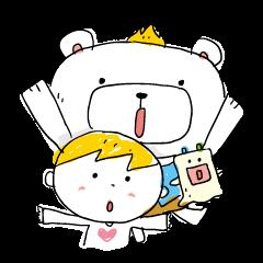 Pettan, Bear And Boku