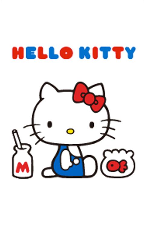 Hello Kitty (ธีมไลน์คิตตี้)