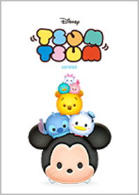 theme line Disney Tsum Tsum