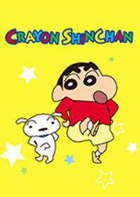 สติ๊กเกอร์ไลน์ชุด เครยอน ชินจัง