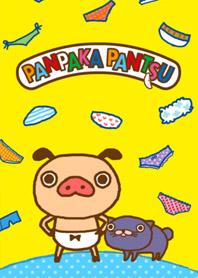 สติ๊กเกอร์ไลน์ชุด PANPAKA PANTS