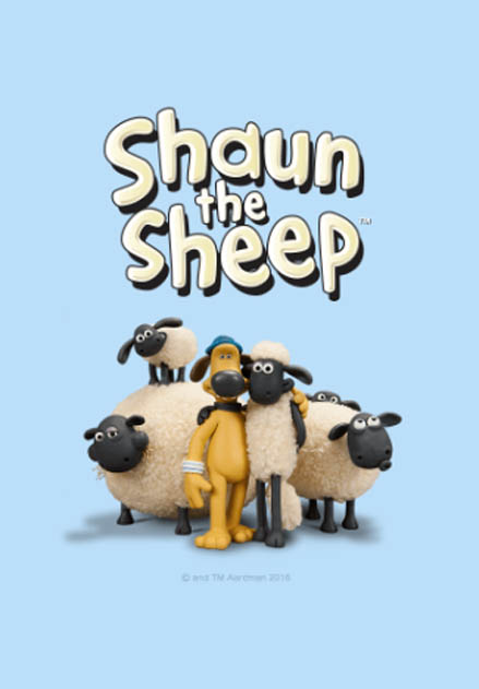 theme line Shaun the Sheep