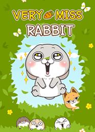 สติ๊กเกอร์ไลน์ชุด Very Miss Rabbit Picnic
