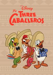 theme line The Three Caballeros
