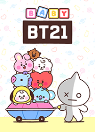 theme line BT21 เบบี๋ผู้น่ารัก