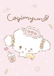 theme line Cogimyun อยู่ใกล้ๆ คุณเสมอ♪