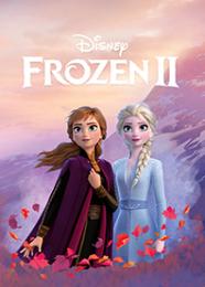 theme line Frozen 2