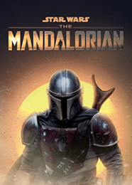 สติ๊กเกอร์ไลน์ชุด The Mandalorian