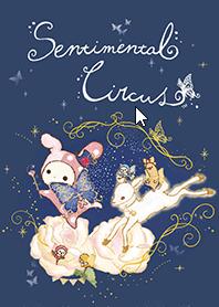 สติ๊กเกอร์ไลน์ชุด Sentimental Circus. Tsukiirokojika