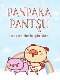 สติ๊กเกอร์ไลน์ชุด PANPAKA PANTS Sunny Days