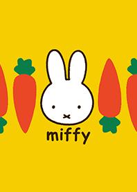สติ๊กเกอร์ไลน์ชุด miffy แครอตจัดเต็ม