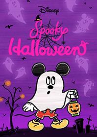 สติ๊กเกอร์ไลน์ชุด Disney Spooky Halloween!