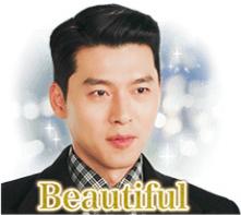 สติ๊กเกอร์ไลน์ชุด Crash Landing on You: Ri Jeong Hyeok