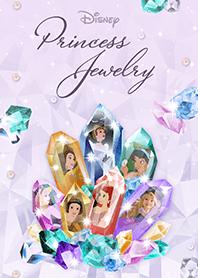 สติ๊กเกอร์ไลน์ชุด Disney Princess Jewelry