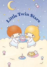 สติ๊กเกอร์ไลน์ชุด Little Twin Stars: A Personal Touch